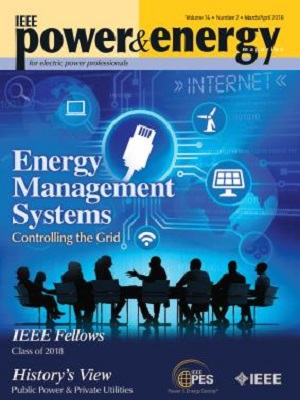 Volume 16: Issue 2: Energy Management Systems: Controlling