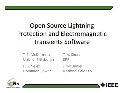 Open Source Tools for Smart Grid Applications